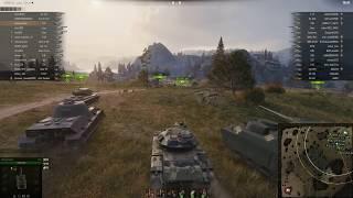 Мега Крутой бой на Т49
