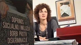 Human Rights in Serbia, Evronet - Jasmina Mikovic