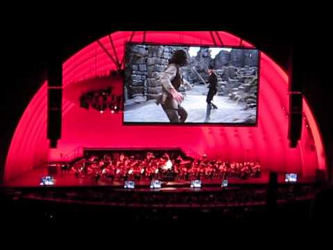 The Duel, from The Adventures of Tintin, John Williams at Hollywood Bowl
