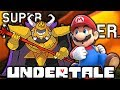 THESE BATTLES VERSUS ASGORE ARE EPIC!! | Undertale Levels | Super Mario Maker