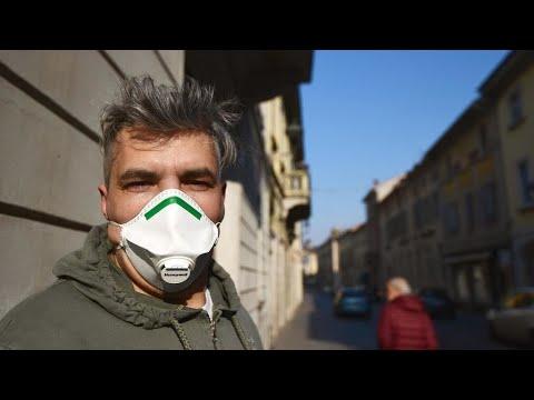 إيطاليا: فيروس كورونا يودي بحياة أول شخصين أوروبيين  - نشر قبل 27 دقيقة