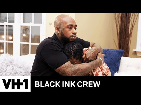 Sky's Son Does An Interview In Dutchess's Shop | Black Ink Crew