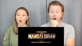 The Mandalorian Official Trailer // Reaction & Review