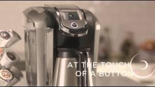 Keurig 2.0 K550 Coffee Brewing System at Bed Bath & Beyond
