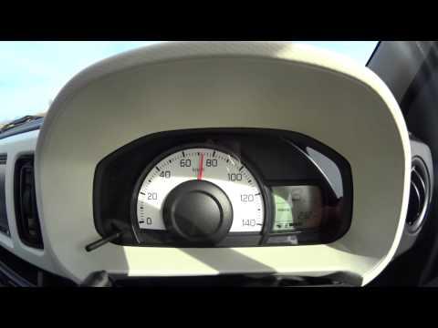 アルトF AGS 0-100km/h