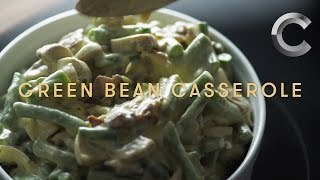 How to Make Green Bean Casserole with that Good Good | Baked | Cut