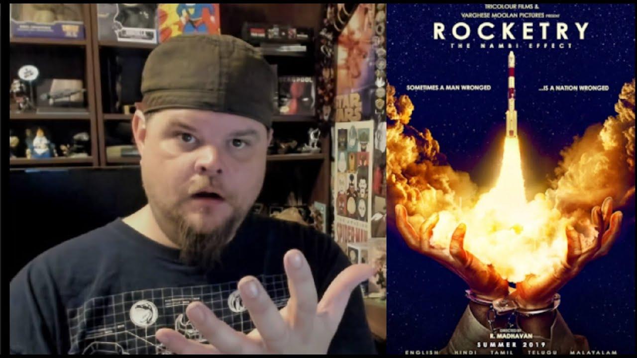Rocketry: The Nambi Effect - English Trailer Reaction