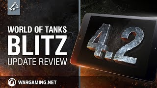 World of Tanks Blitz. Update 4.2 Review. French Tanks line