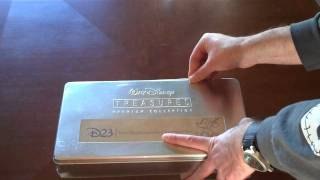 Walt Disney Treasures Premium Collection Unboxing
