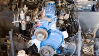 ремонт двигателя - интересная анимация
