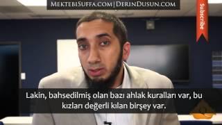 Karşı Cins Etkileşimleri [Nouman Ali Khan] [Türkçe Altyazılı]