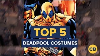 Top 5 Deadpool Costumes
