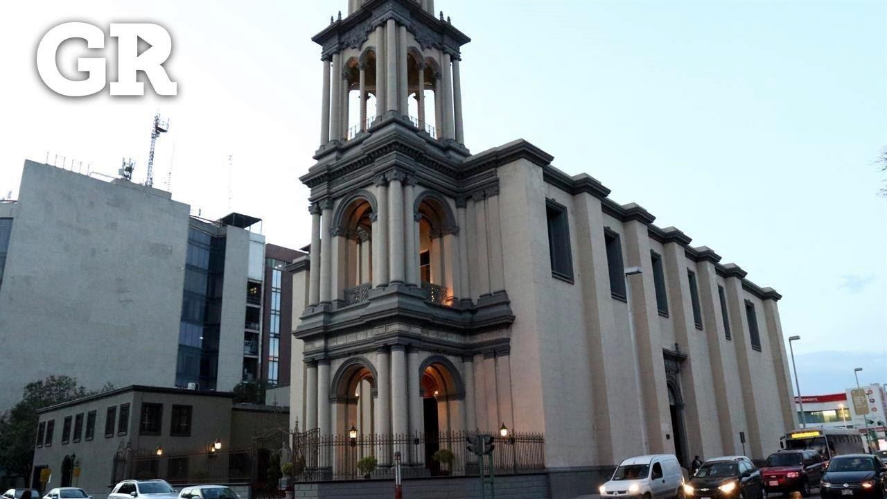 Tiene Parroquia Del Sagrado Corazón De Jesús Diseño Bendito Monterrey Youtube