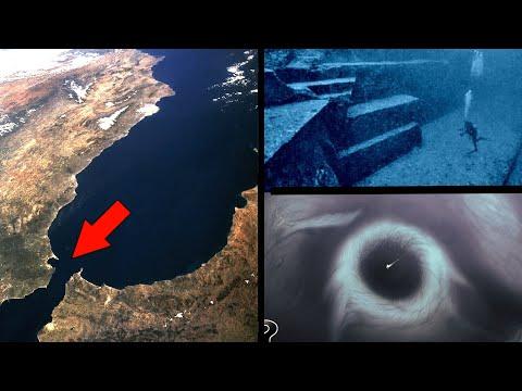 ATLANTIDA uništena kometom FAJETON ? TO Objašnjava sve