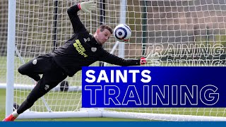 Foxes Train Ahead Of Saints Game   Leicester City vs. Southampton   2020/21