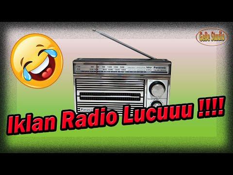 PABRIK TAHU  IKLAN RADIO LUCU POL