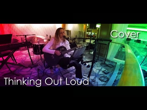 Roberta Amaral | Cover | Thinking Out Loud | Celebrity Infinity Ship 2016