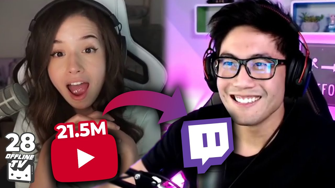 NIGAHIGA: TWITCH STREAMER ft. Ryan Higa | OfflineTV Podcast #28