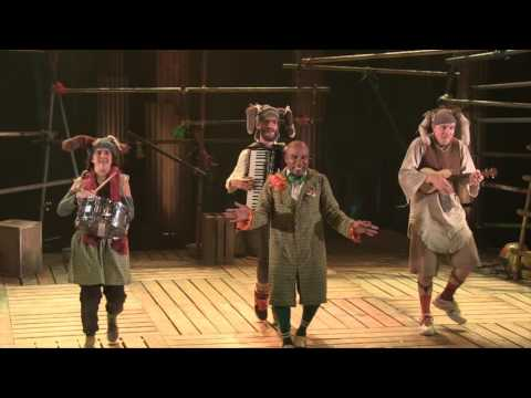 Wind in the Willows Trailer