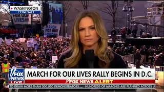 Fox News coverage of March for Our Lives thumbnail