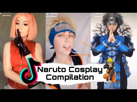 •NARUTO COSPLAY COMPILATION [TIK TOK]•