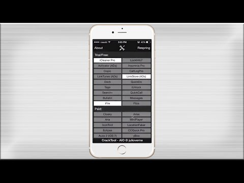 How to validate Autotouch license free with Cydia | FunnyCat TV