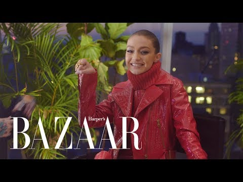 The Sweetest Thing Gigi Hadid Last Cried About | The Last Five | Harper's BAZAAR