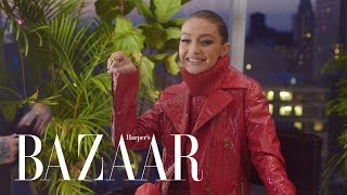 Gigi Hadid Shares 5 Things You Didn't Know About Her | The Last Five | Harper's Bazaar