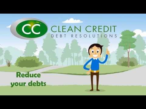 How to reduce your debts? – Clean Credit Debt Resolutions