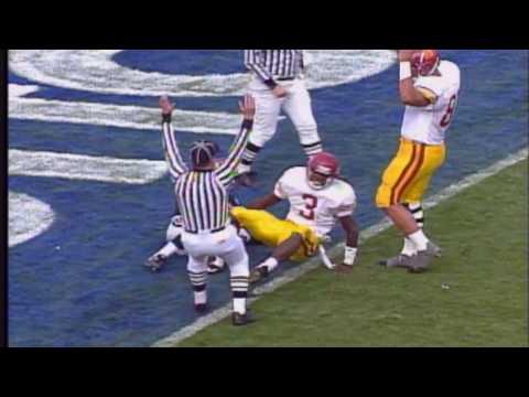 Keyshawn Johnson - 1995 Cotton Bowl Classic Memories