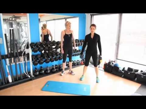 Get Celeb Trainer Jackie Warner's Amazing Abs - Celebody