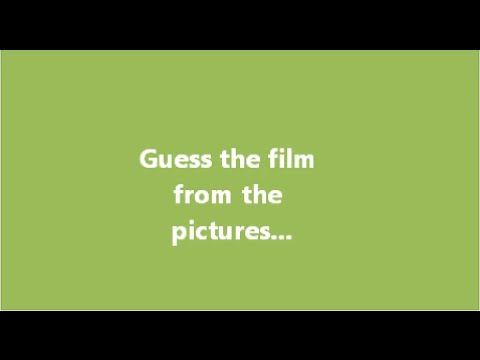 Picture movie quiz 1