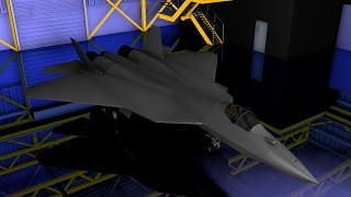 India's HAL Fifth Generation Combat Jet Best in the World in 3D