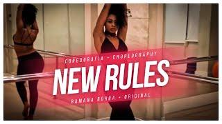 DUA LIPA - NEW RULES / CHOREOGRAPHY / COREOGRAFIA