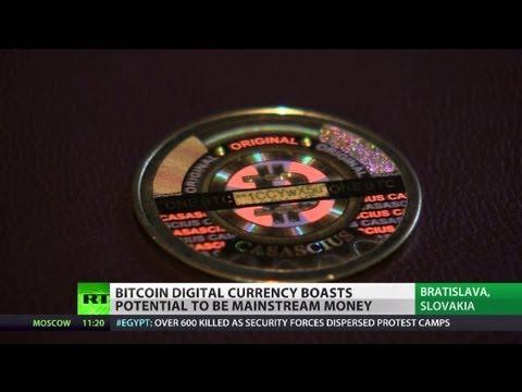 Bitcoin Boom? US Fears Digital Currency May Hit Dollar Demand