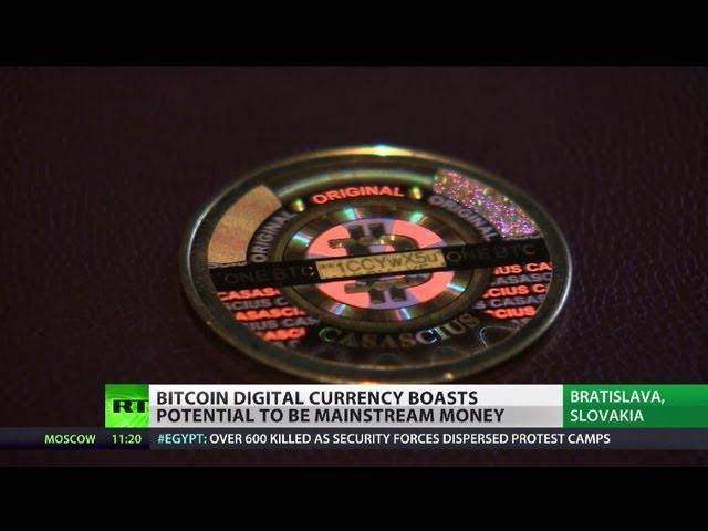 Bitcoin Boom? US fears digital currency may hit dollar demand