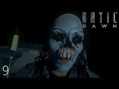 Until Dawn (Ep.9) - The Tower