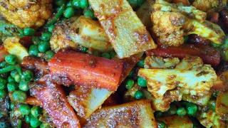 Mix Pickle - Mix Vegetable Pickle - Mix Vegetable Achar - Winter Special Mix Achar