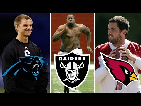 Every NFL Teams Biggest Quarterback Draft BUST Of All Time