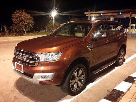 Ford Everest 3.2 - Clip01