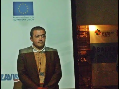 Kolikoo.com presentation -(1 of 2)- Balkan Venture Forum in Sarajevo
