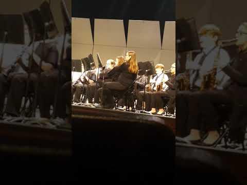 Chuckey Doak High School Band Festival