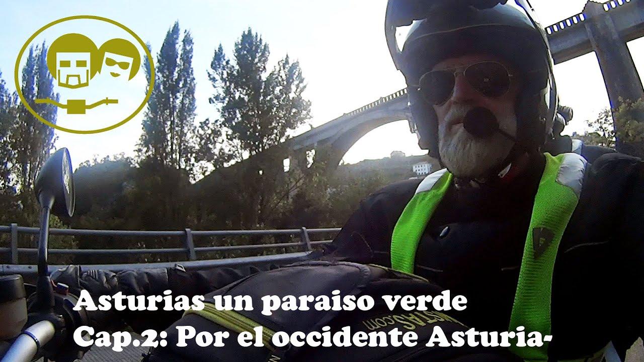 Viaje en moto a Asturias, Cap 2