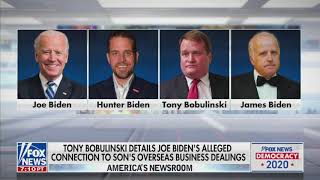 WATCH: Hunter Biden's former business associate exposed the Biden/China pay-to-play scandal.