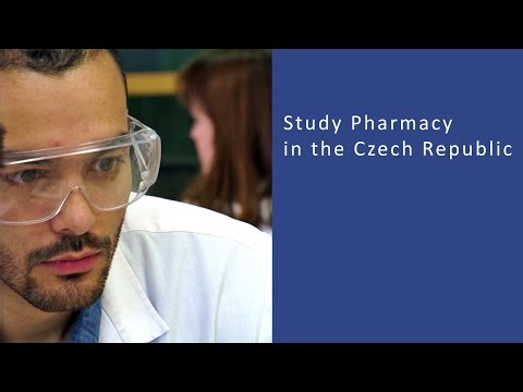 Study Pharmacy in the Czech Republic