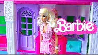 Кукла Барби, Расставляем мебель в доме серия 2 Приключения Барби на русском
