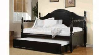 Daybed with Trundle Bedding