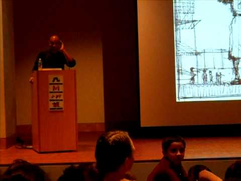 Kadir Nelson at The Eric Carle Museum