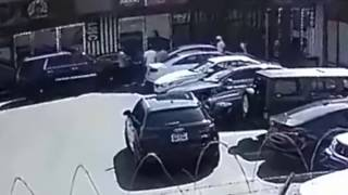Nipsey Hussle this will blow your mind Latest camera angles Mystery white car and New INFO