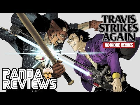 Travis Strikes Again: No More Heroes (Switch) Review | Mr. Panda's Reviews